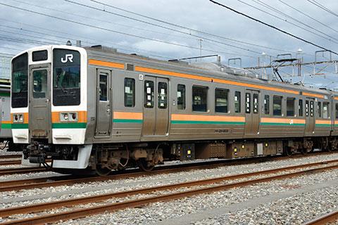 クモハ211-1003