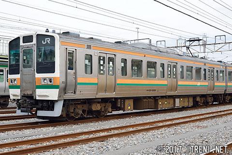 クモハ211-3030