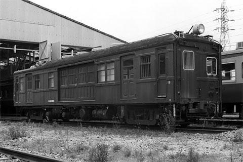 クモエ21形救援車