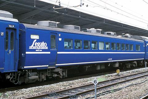 24系特急形寝台客車|オハ24形
