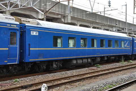 24系特急形寝台客車|オハ25形
